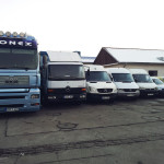 Vozni park 1Vehicle Fleet 1
